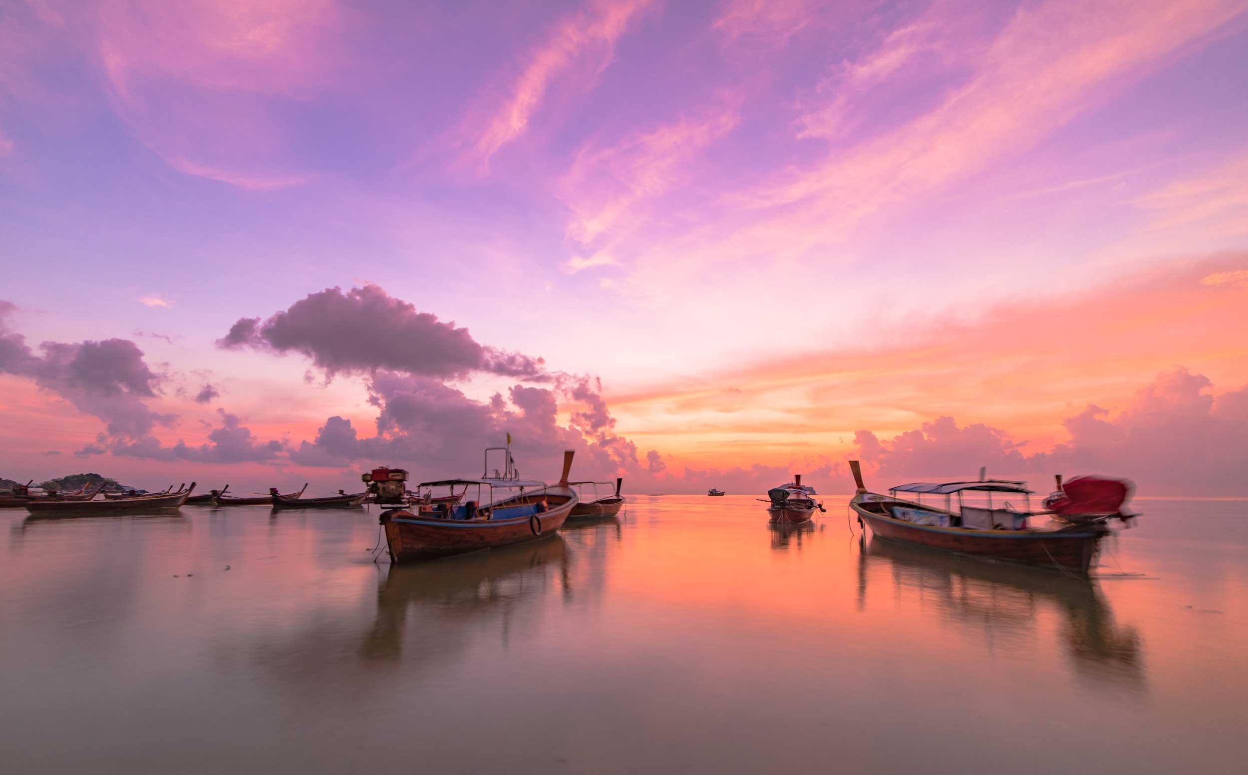 Koh Lipe Sunrise I