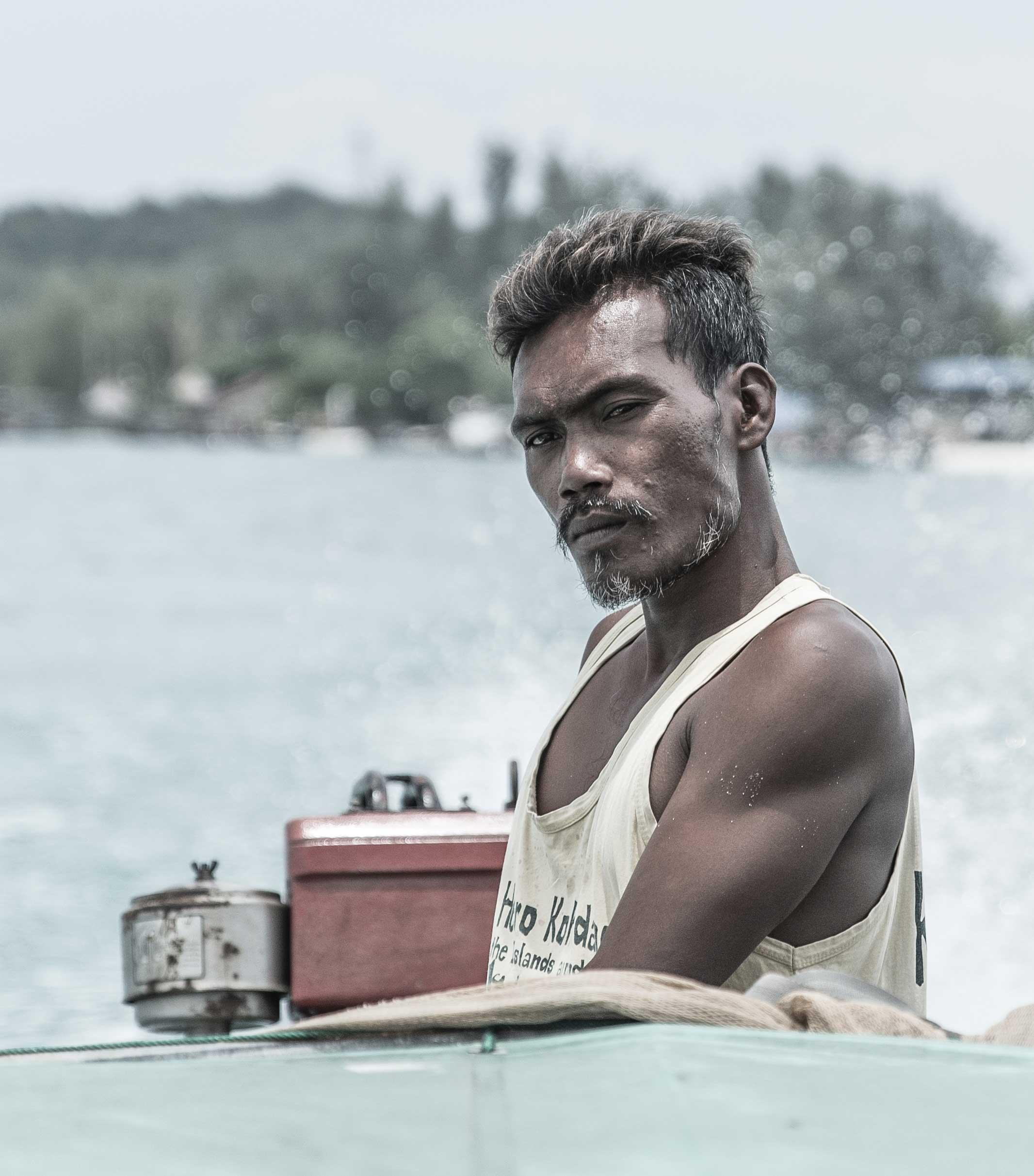 Andaman Boatman