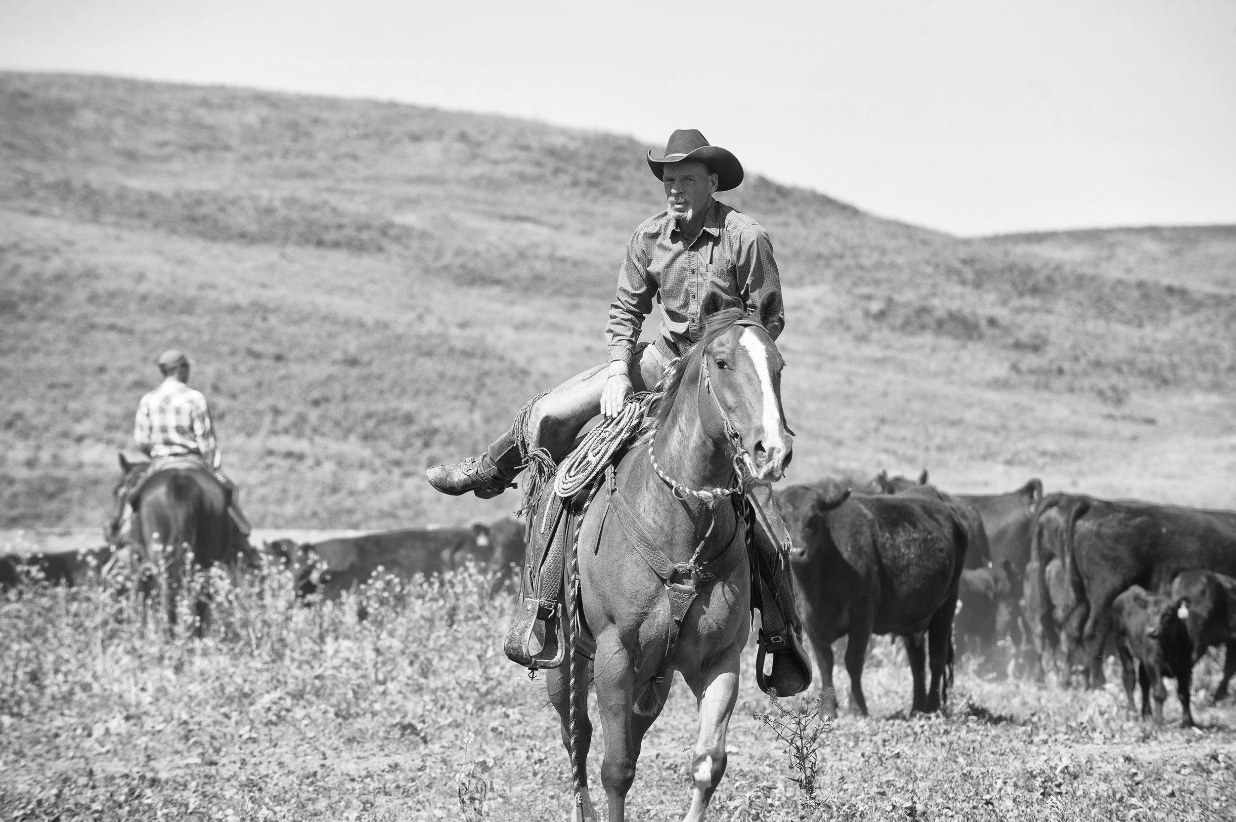 Lyle Konchu- The Cowboy Welder