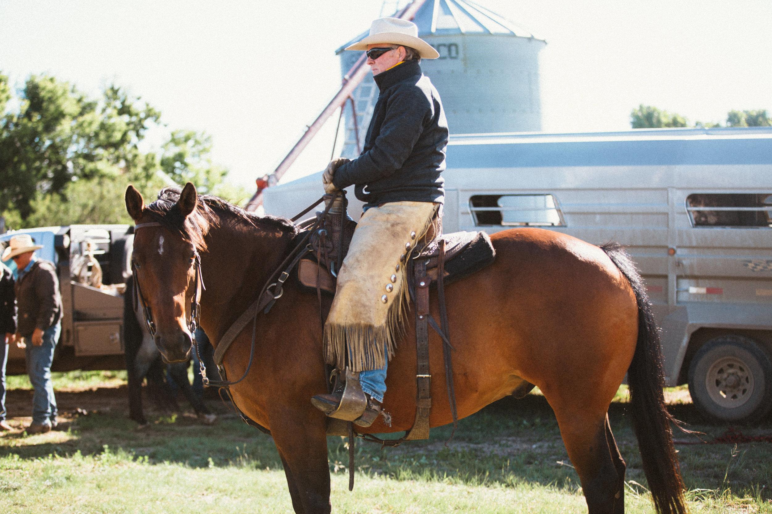 Reg Klassen- Cowboy