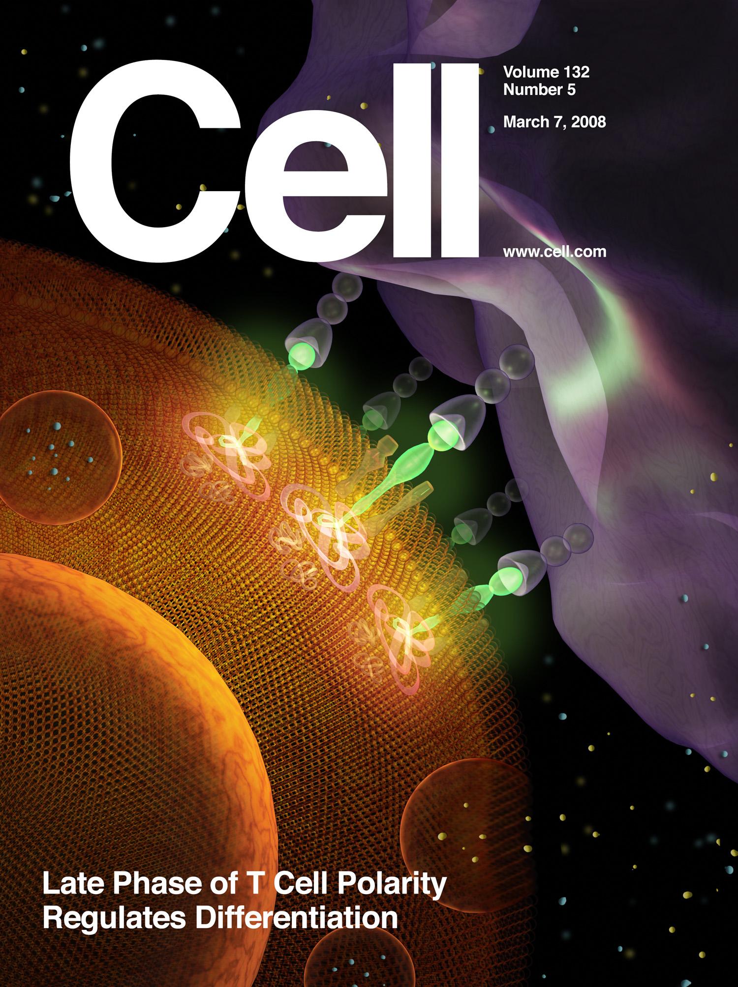 Jung-Hua Yeh et al., Cell ,v132 n5