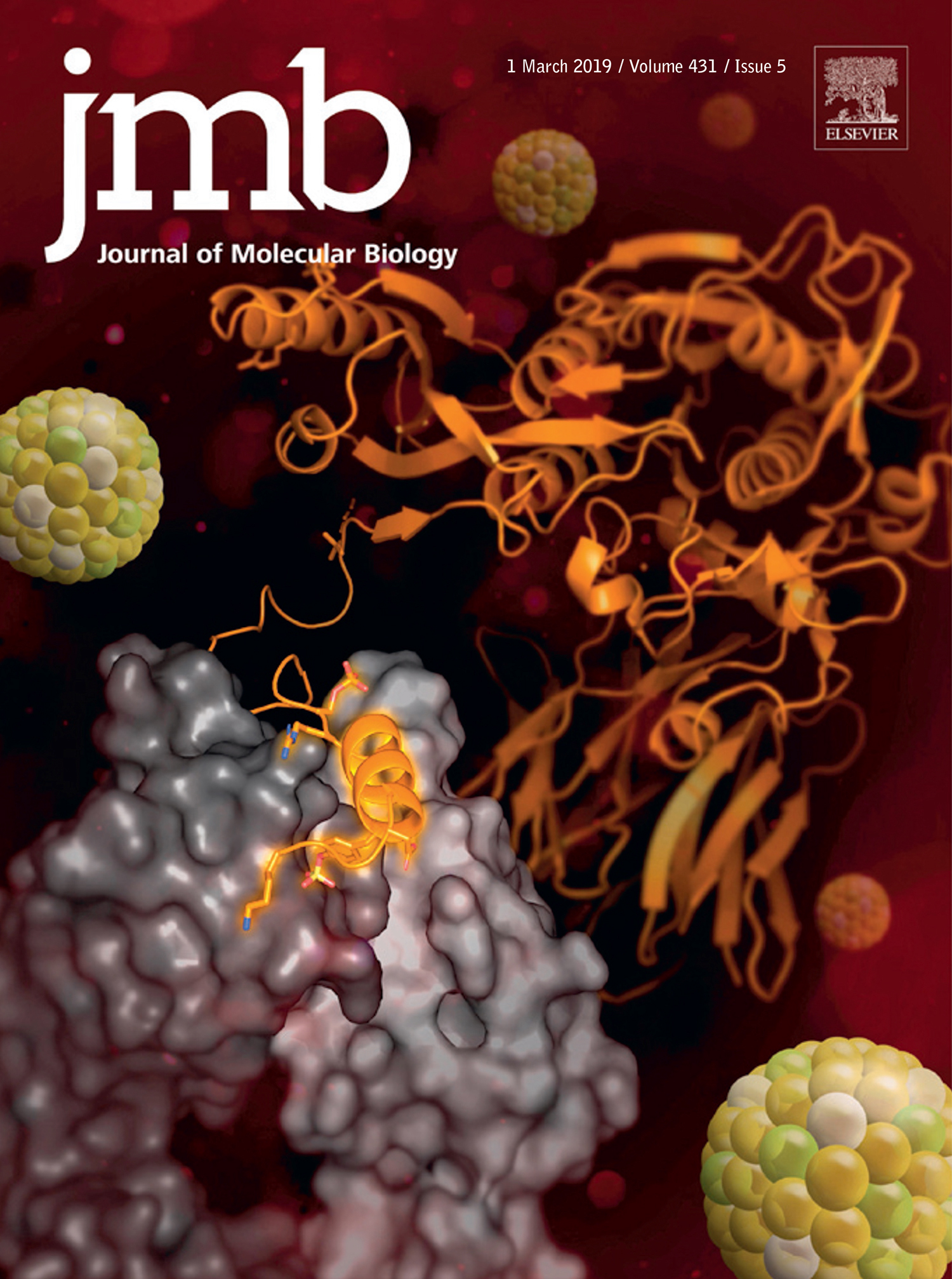 Identification of a Helical Segment within the Intrinsically Disordered Region of the PCSK9 Prodomain   Ultsch, et al.,  Journal of Molecular Biology , Vol 431 No 5