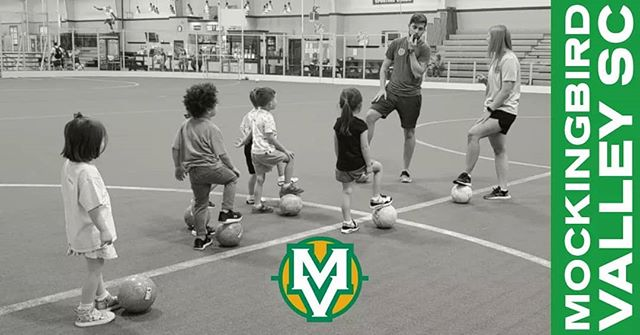 MVSC Preschool Soccer Update Week 1 & 2  2-3s: We're working on following directions, getting comfortable with the soccer ball using our feet, and avoiding using our hands as much as possible.  4-5s: Keeping the ball close when we dribble as opposed to just kicking the ball. We're also adding in small games and scrimmages!