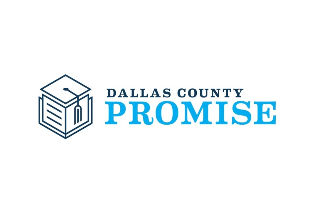 Click to view the Dallas County Promise presentation. Dallas County is committed to increasing the number of Texans aged 25-34 with a college degree to 60% by 2030 by offering free college tuition and success coaches.