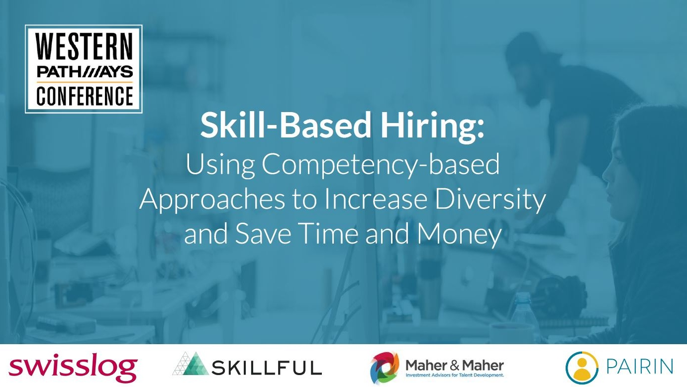Click to view this breakout session and take a deep dive into competency-based hiring. Walk away with tangible steps you can take to shift your organization to hire people based on their abilities rather than their histories.