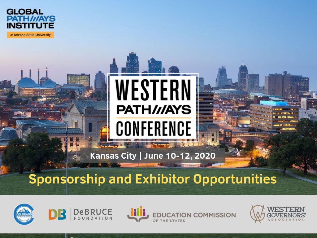 Sponsor the 2020 Conference - Discover the benefits of sponsorship or becoming an exhibitor and explore the packages that are available for Kansas City.Interested in learning more or becoming a sponsor/exhibitor? Contact Jeff Abraham at jabraham@asu.edu for more information.