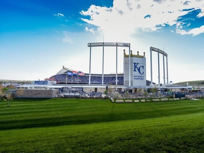 Kauffman Stadium - The Kansas City Royals baseball team will celebrate their 47th season at Kauffman Stadium in 2019. Visit their website to learn more about stadium tours and game days.