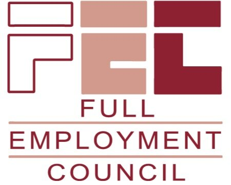 The  Full Employment Council  is a business-led private non-profit corporation whose mission is to obtain public and private sector employment for the unemployed and the underemployed residents of the Greater Kansas City area. Visit   feckc.org   .