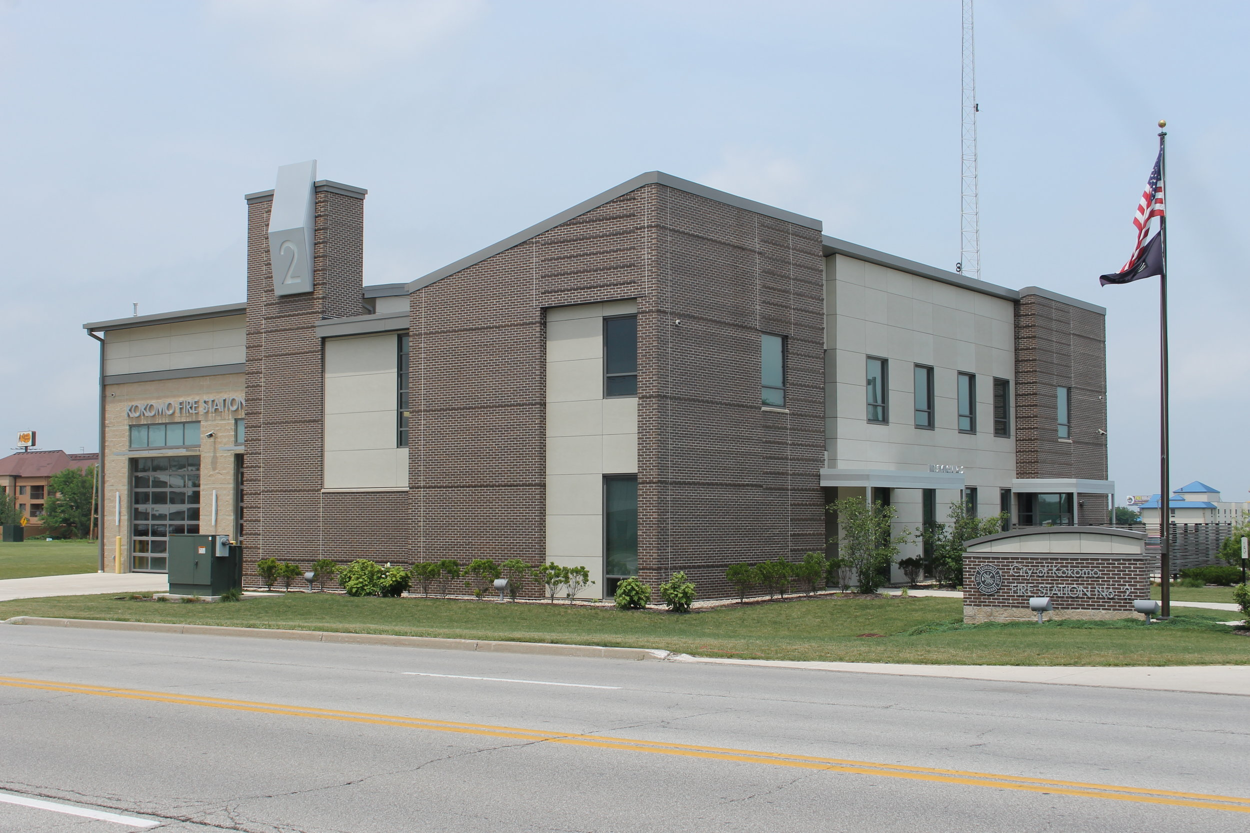 Kokomo Fire Station #2