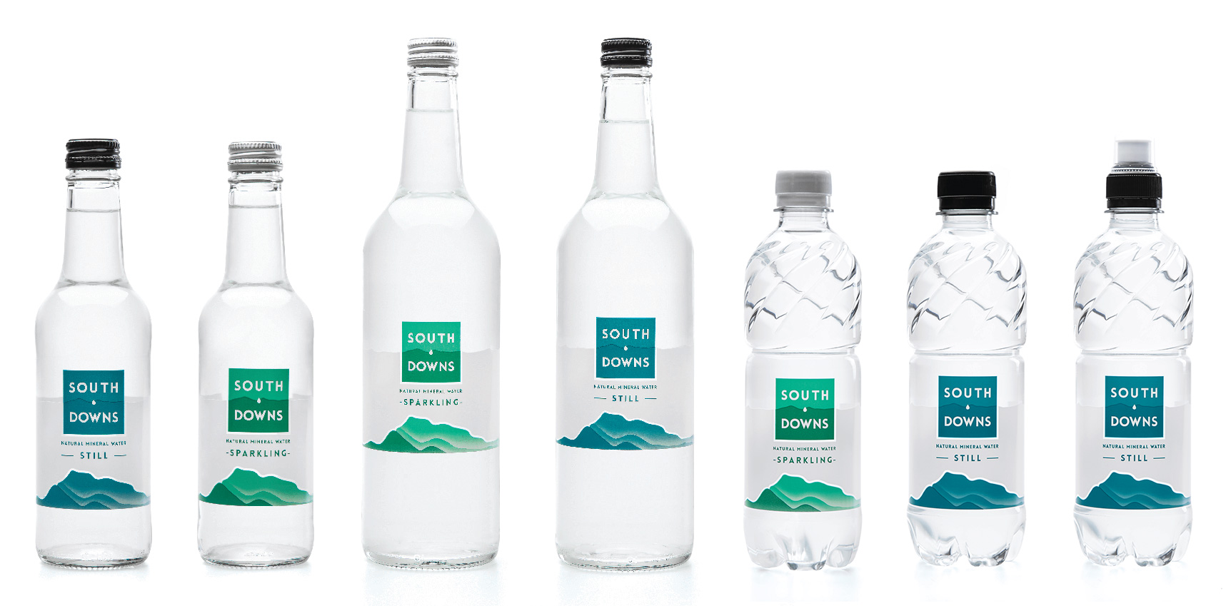 Southern Coop stockists of South Downs Water