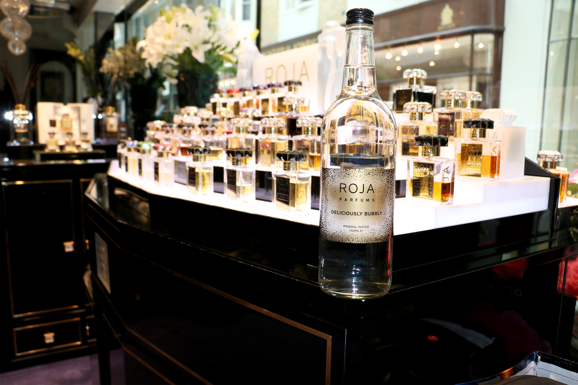 ROJA Parfums Deliciously Bubbly Mineral Water