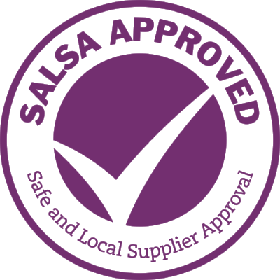 South Downs Water is SALSA approved! - South Downs Water
