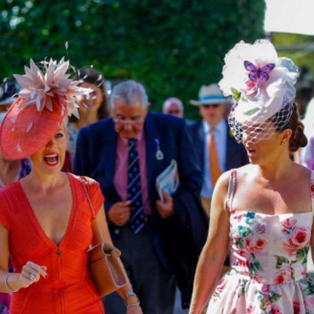It's Ladies Day! A spectacular day of horse racing and people watching! And with a glorious day ahead make sure you stay hydrated with South Downs Water - Official Water Partner of Goodwood #ladiesday #goodwood #qatargoodwoodfestival #gloriousgoodwood #southdownswater #officialpartner