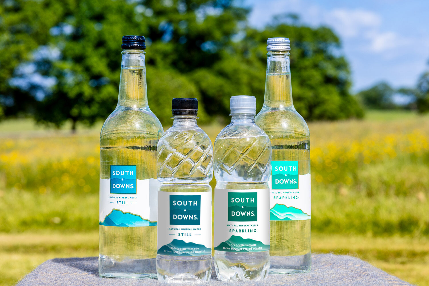The South Downs Water family will be welcoming another new addition later in the year.