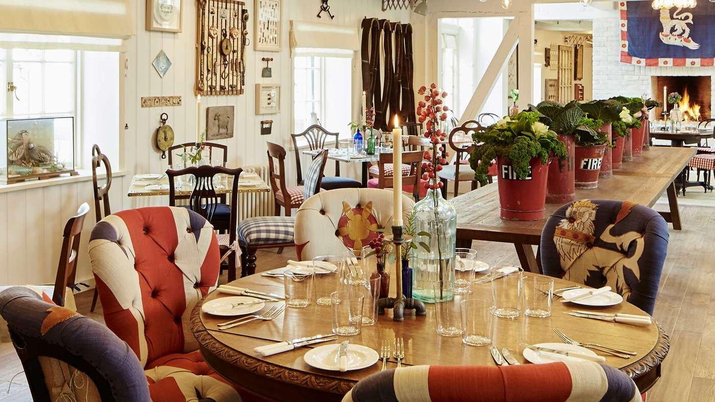Goodwood's Farmer, Butcher, Chef restaurant