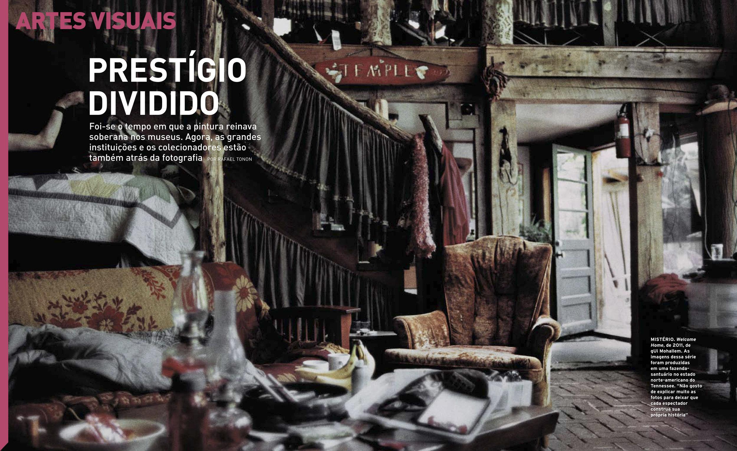 Revista Bravo!   Janeiro de 2012
