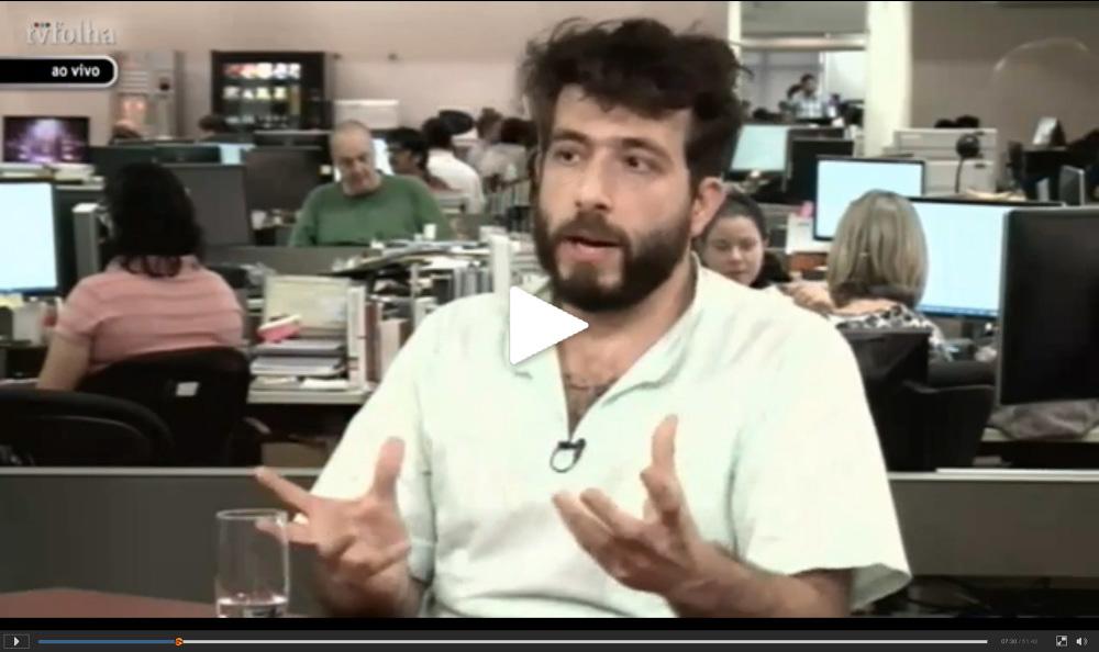TV Folha   Agosto de 2015