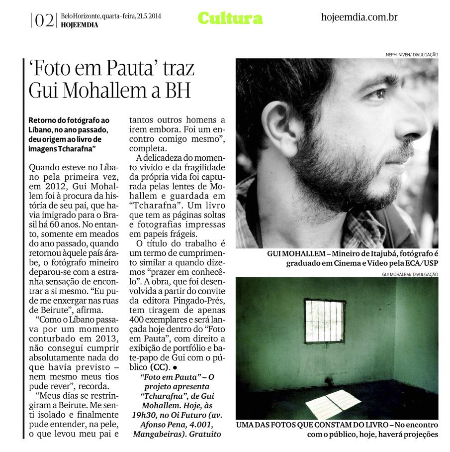 Jorna Hoje em Dia   Maio de 2014