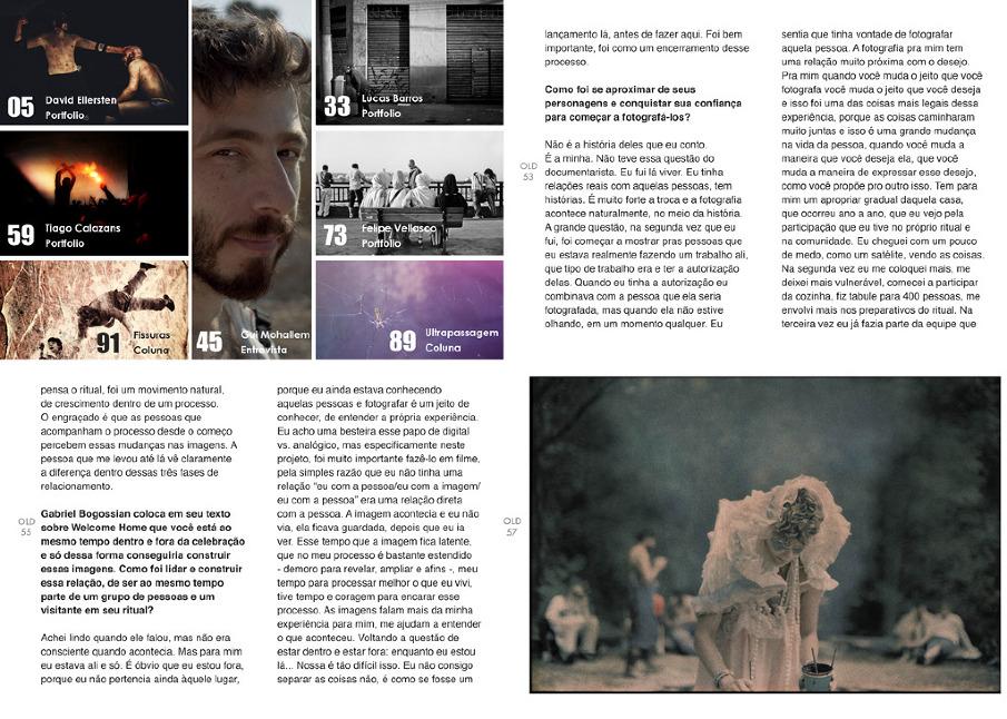 Revista OLD   Fevereiro de 2013