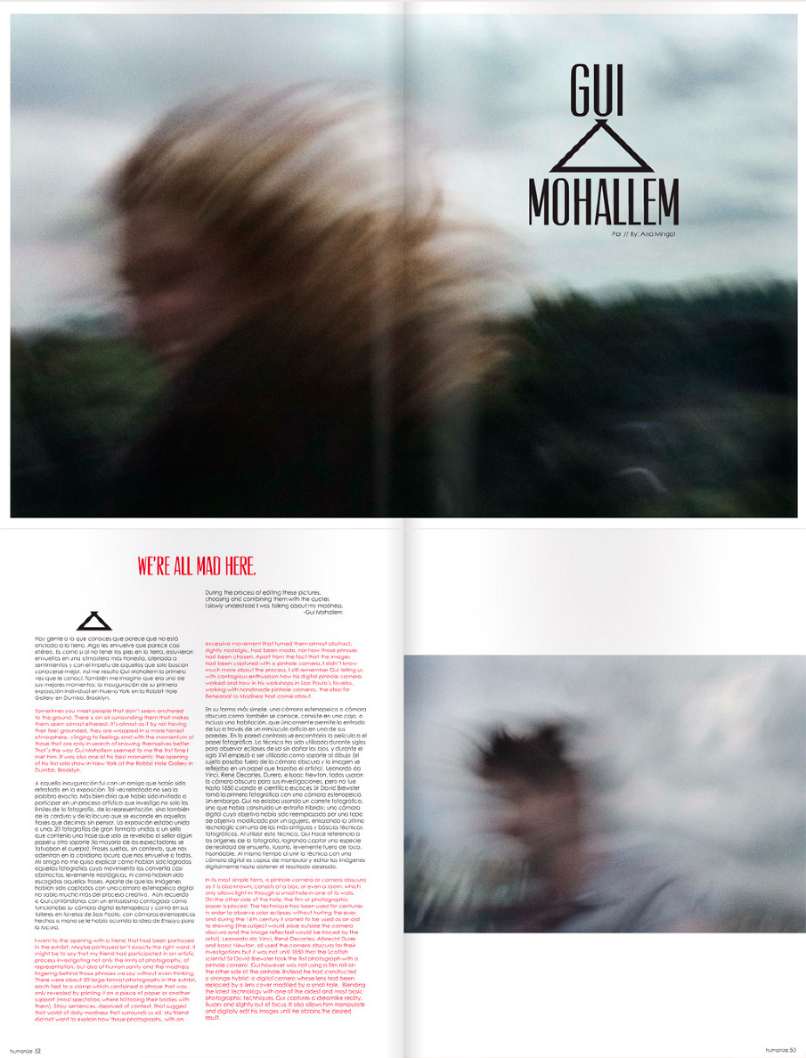 Humanize Magazine   Março de 2012