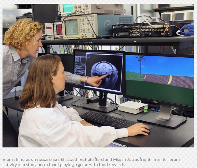 Technology Tapped to try to restore memory' - July 15 2015     By Susan Gregg