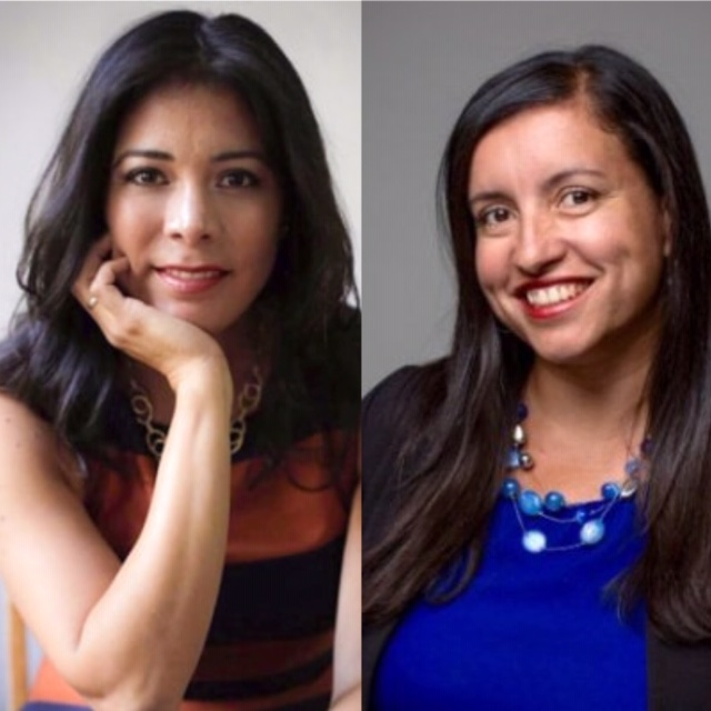 Gretel Perera and Rocío Medina, Co-Founders of Latinas in Tech.  https://www.latinasintech.org/about/
