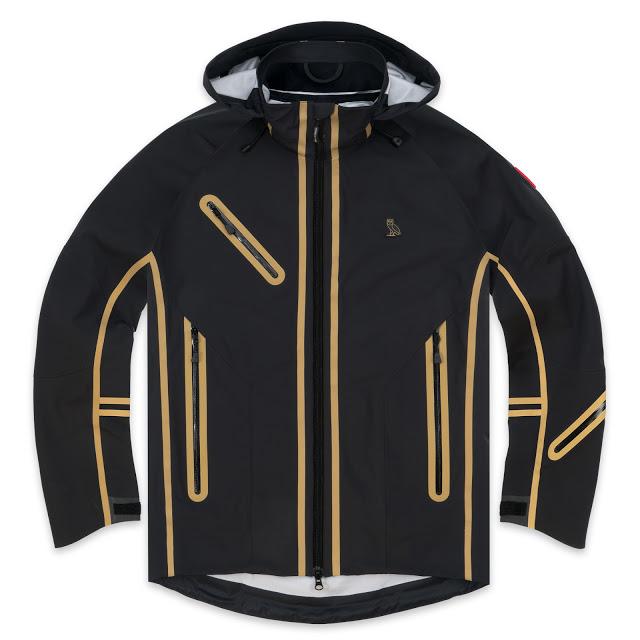 ovo canada goose black jacket