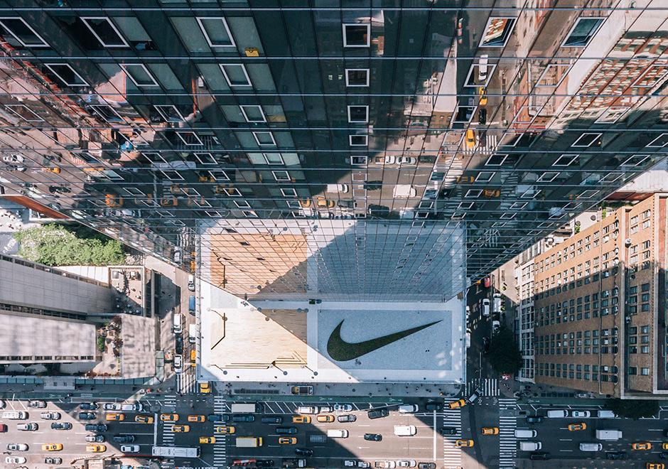 Nike Swoosh Headquarters