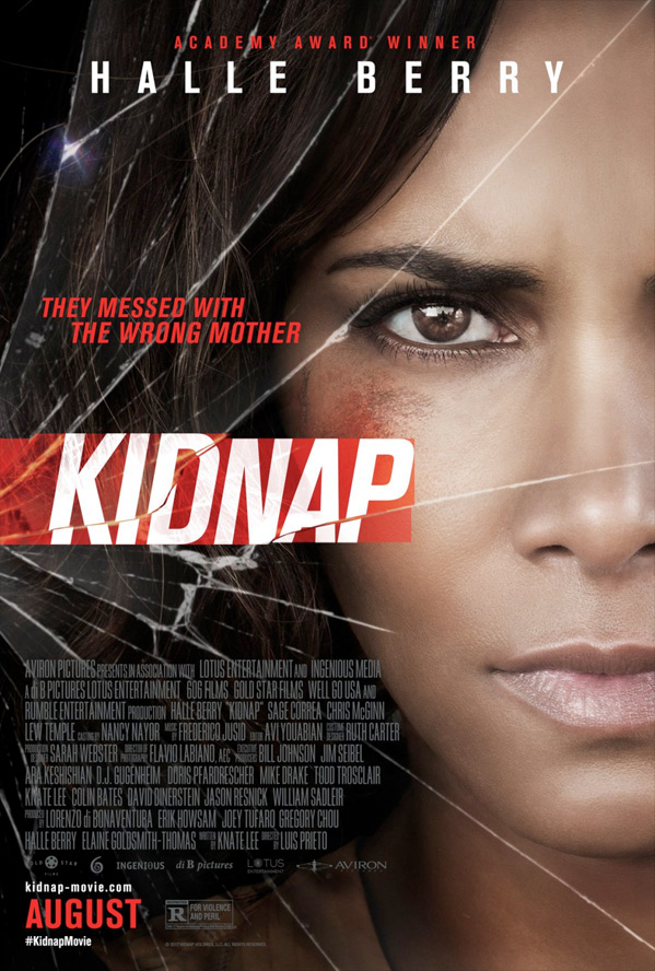 Halley berry kidnap poster