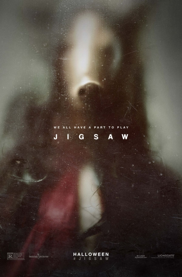 Jigsaw movie trailer
