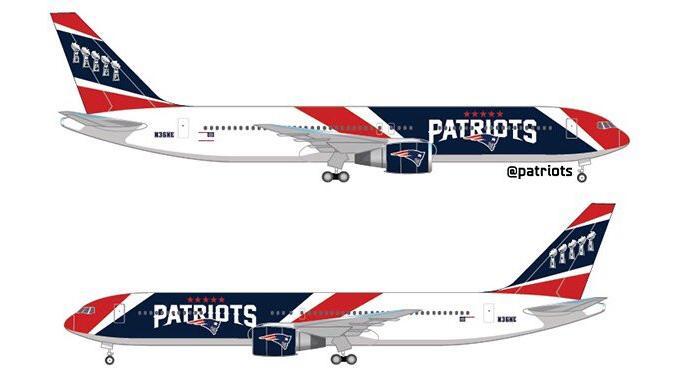 Photo: New England Patriots/Twitter