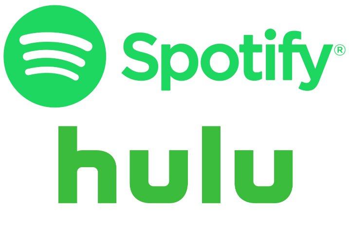 Spotify Hulu $5 Student Bundle