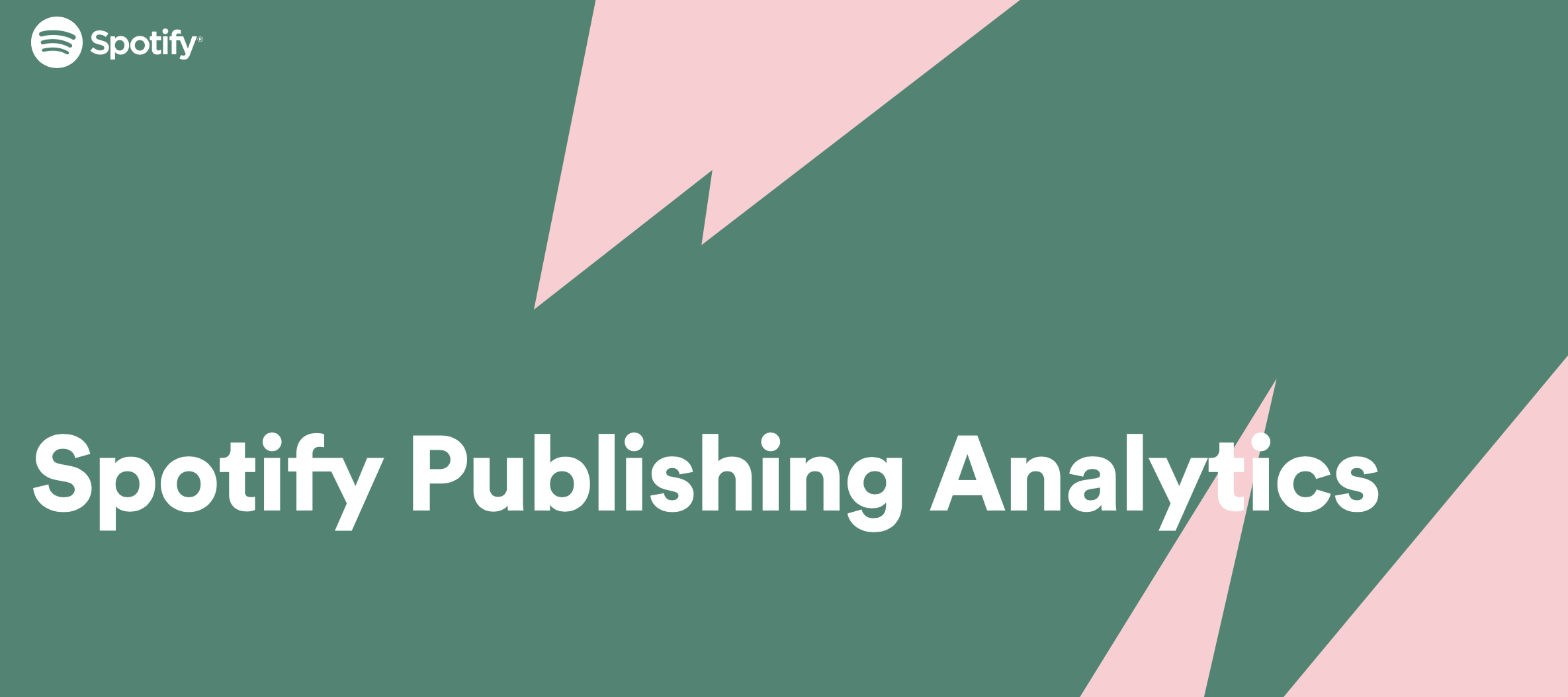Photo: Spotify Publishing Analytics