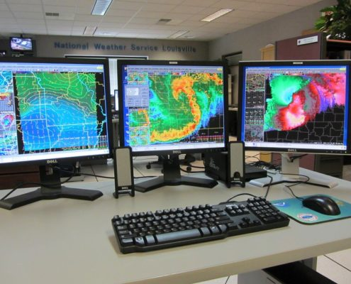 TruWeather Solutions provides forecasting and alerting technology