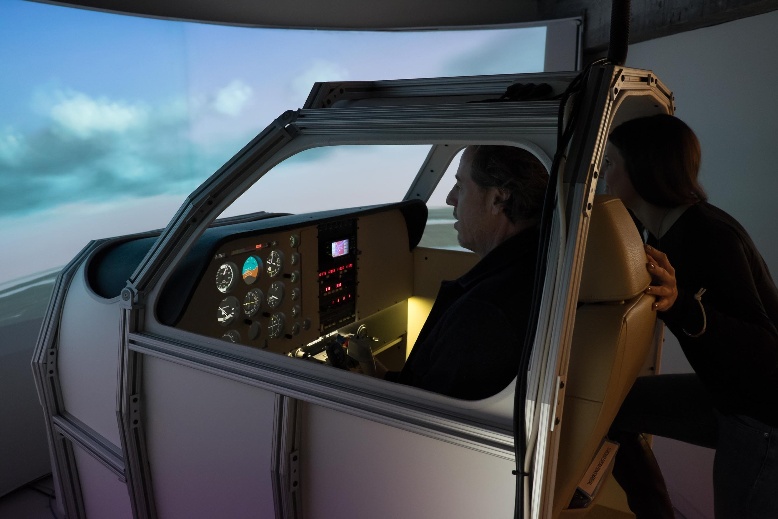 Instruments & Avionics - Beyond the realistic flight modeling, cockpit features will be familiar to both Bonanza and Baron pilots.