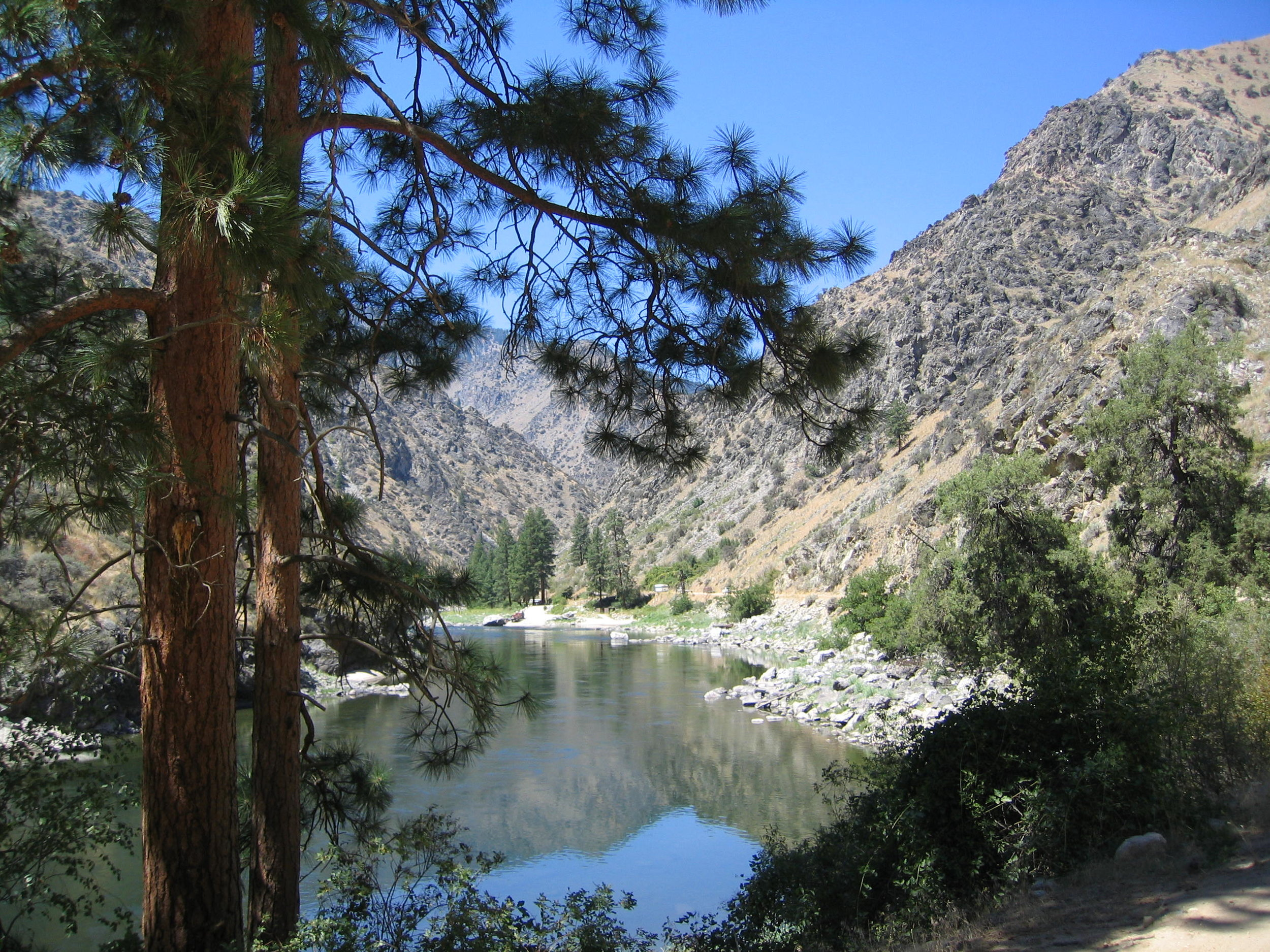Beautiful River of No Return.JPG