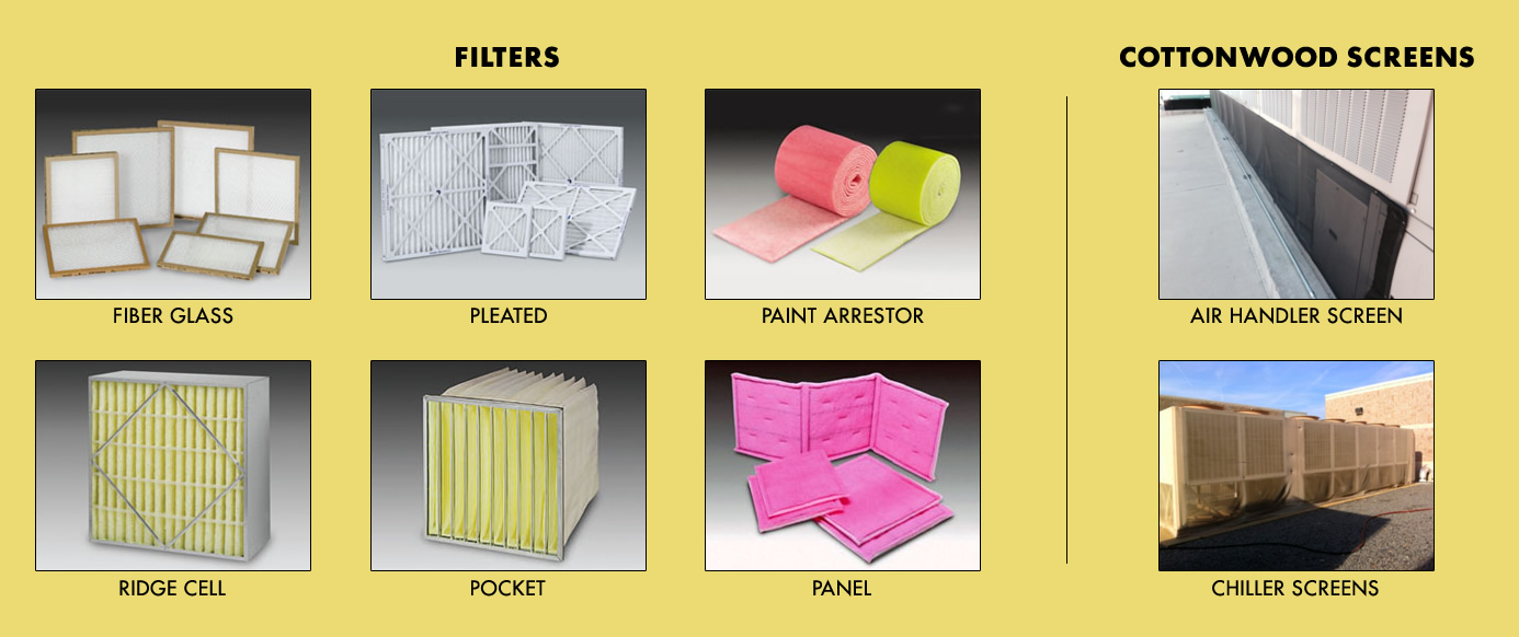 ACS Air Filters and Filter Service