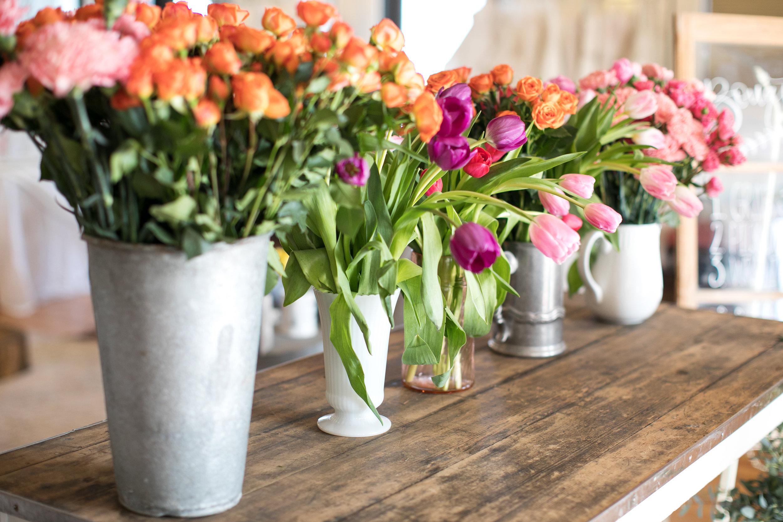 bouquet bar