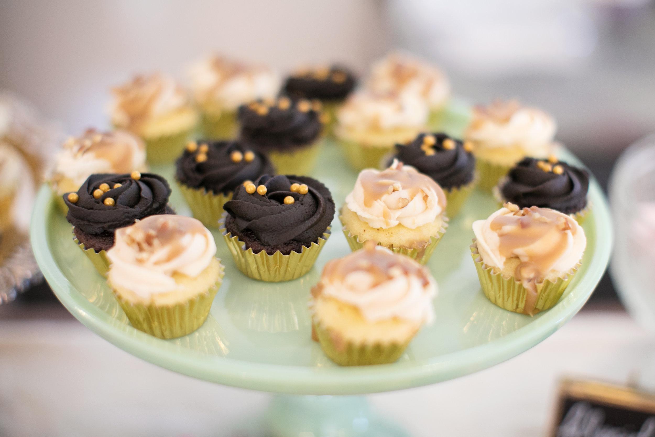 Bakehouse cupcakes