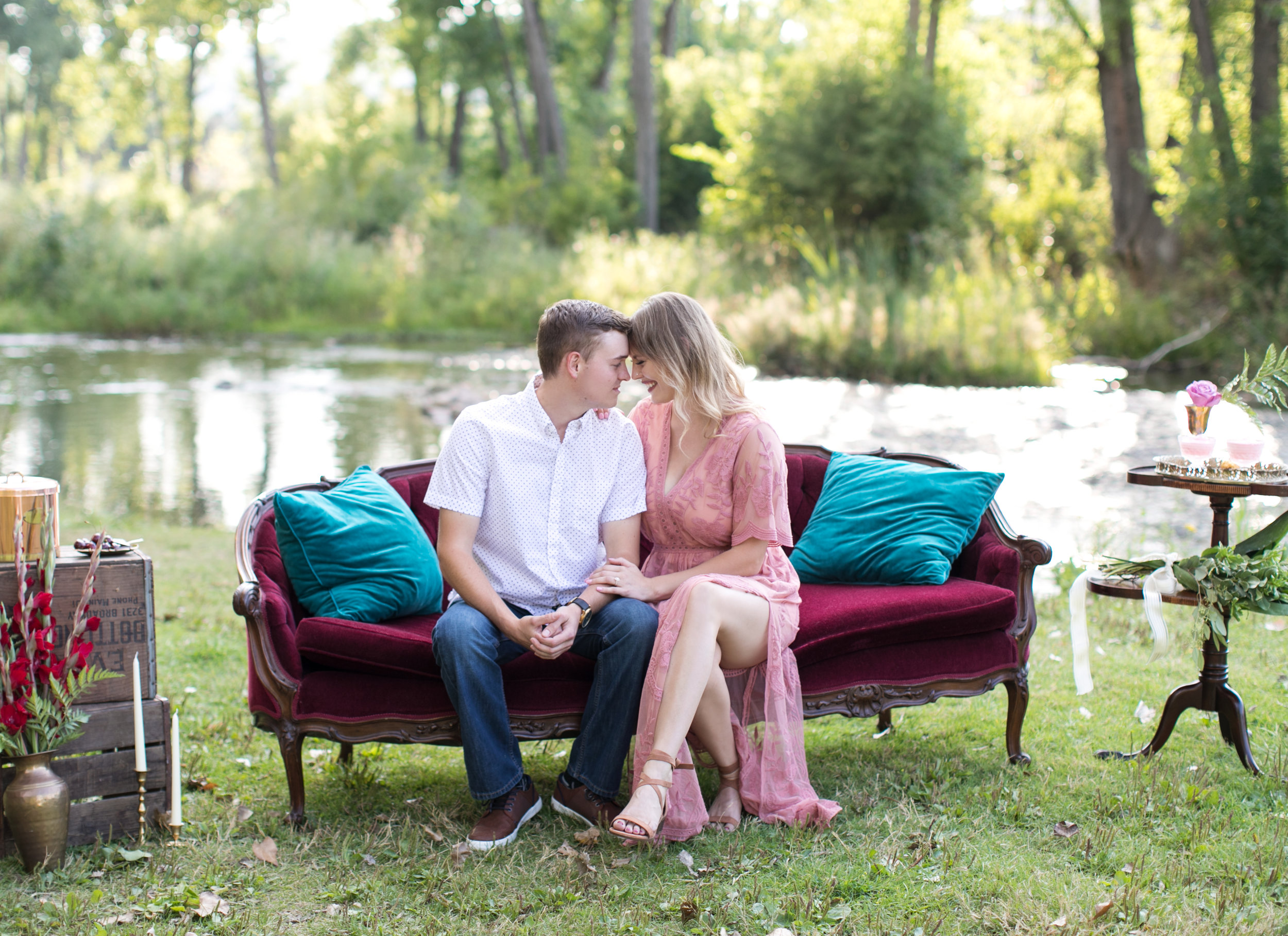 3 Tips to Nail Your Styled Engagement Session