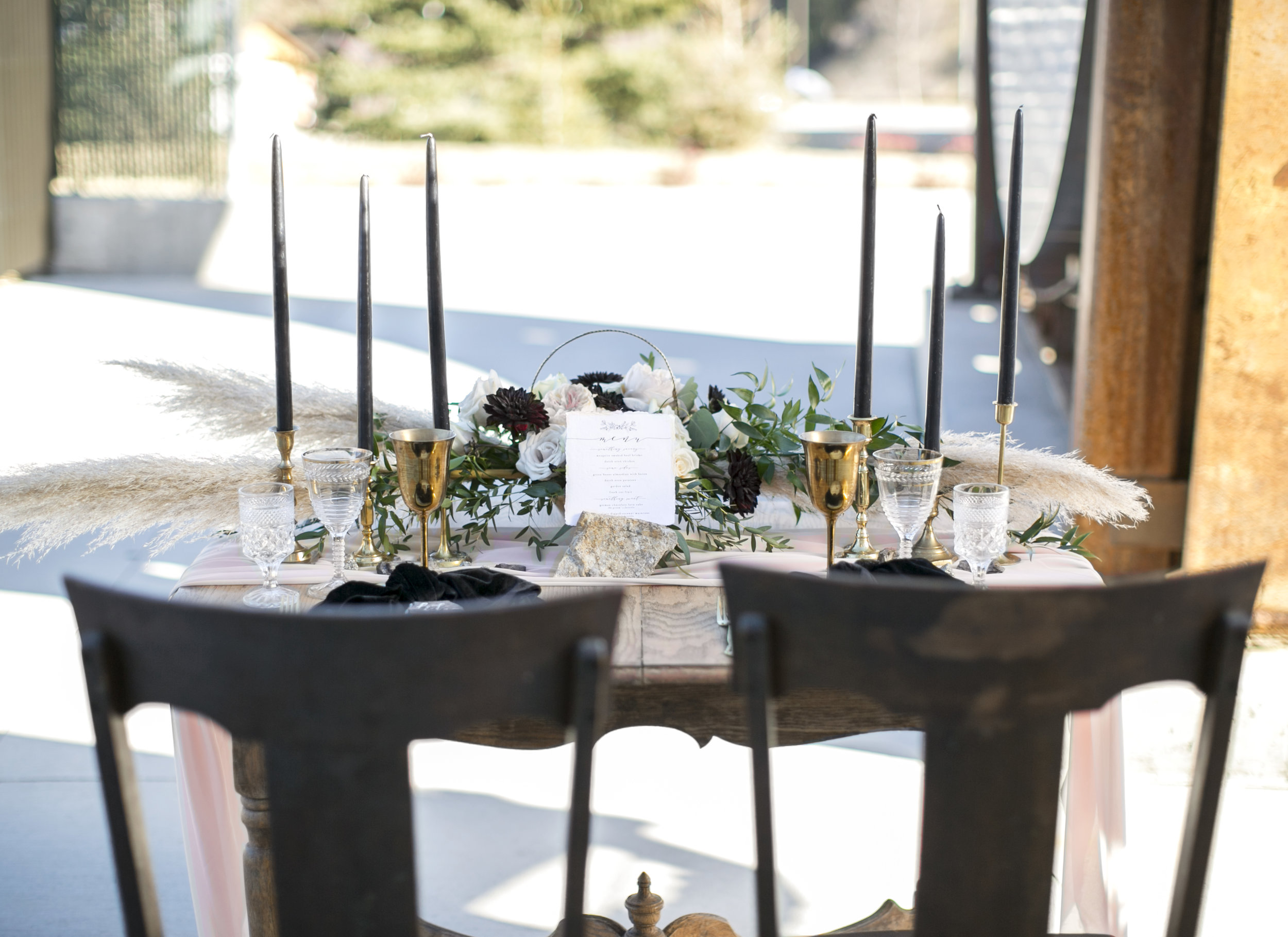 Photography by  Cadey Reisner Weddings , Styling by The Vintage Lease