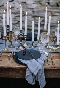 Photography –  White Ash Photography  via  Junebug Weddings