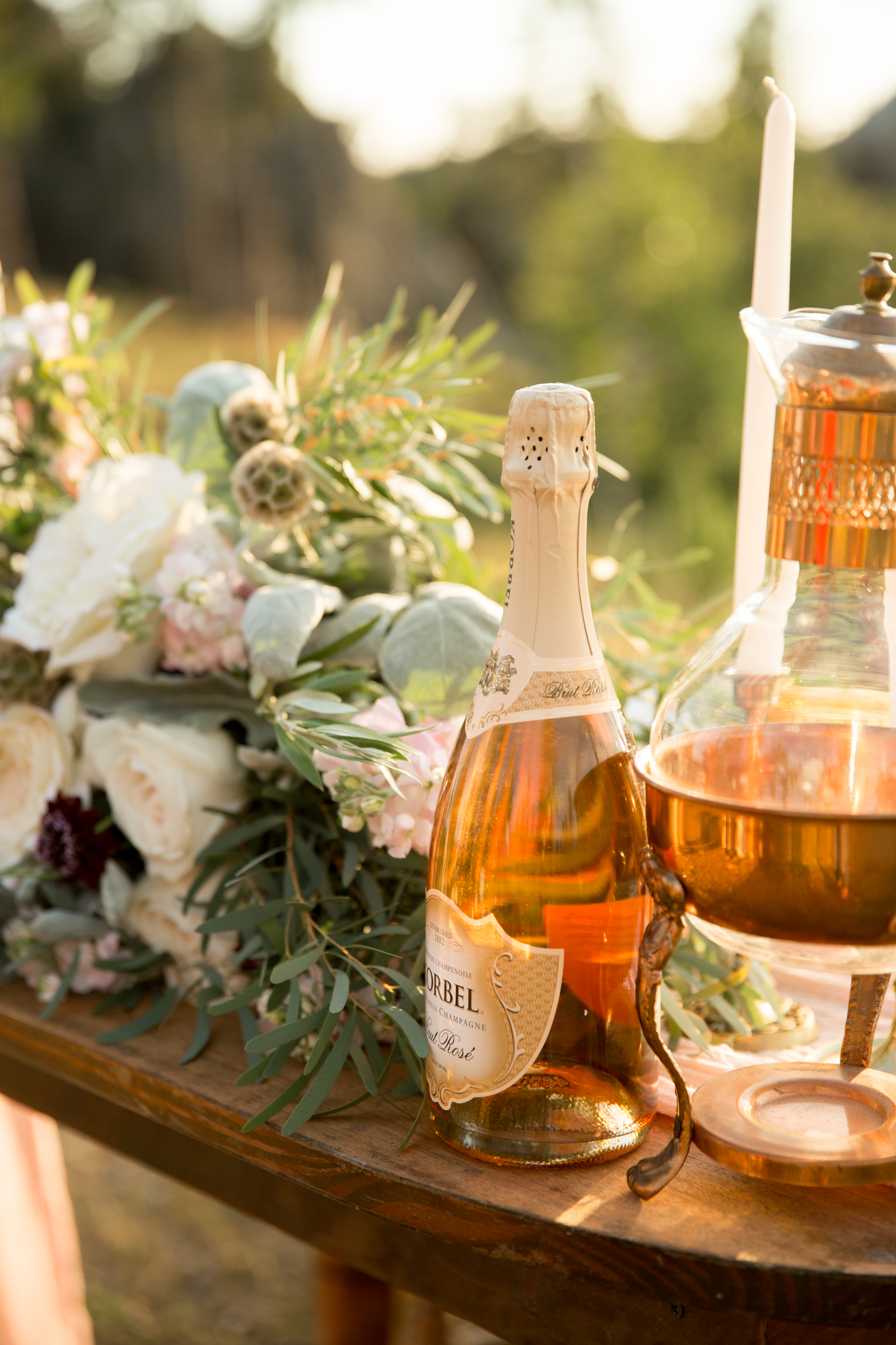 Black Hills brunch wedding