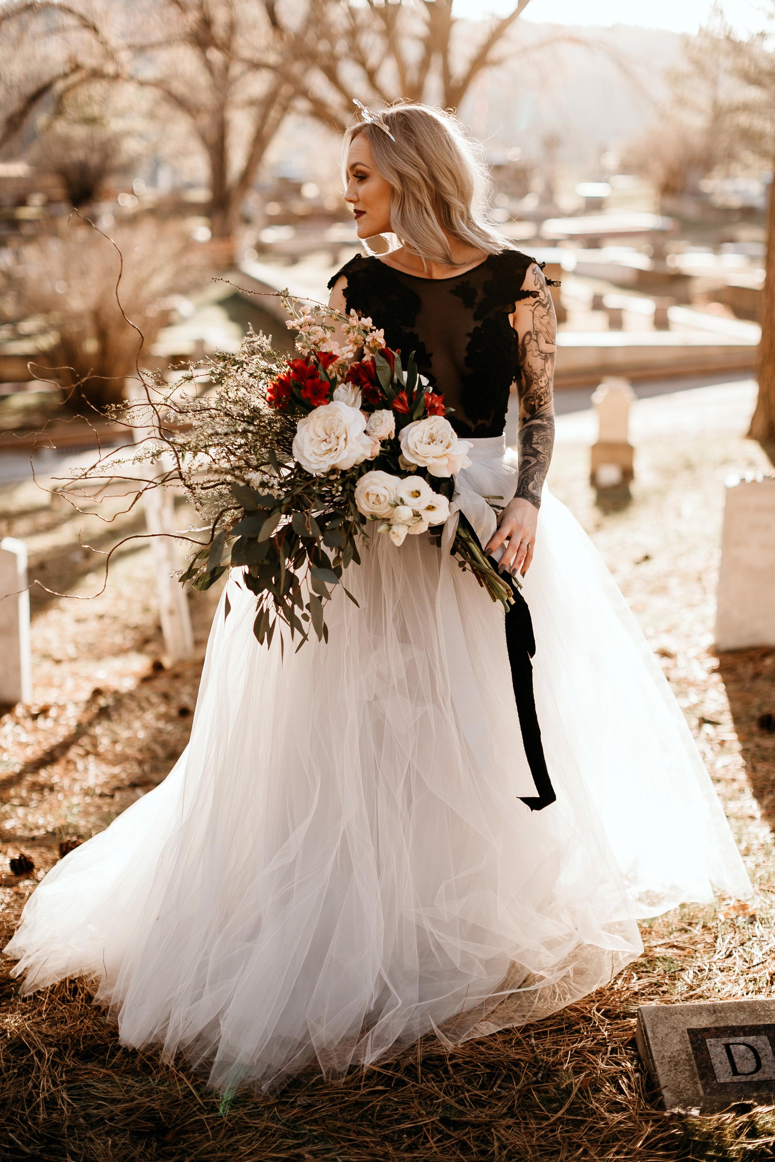 haunted elopement