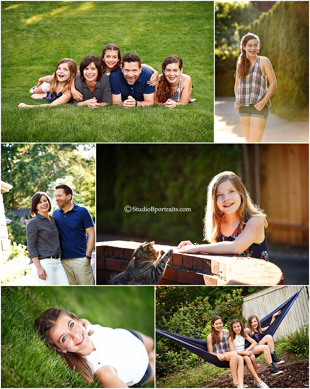 Plateau LIving Magazine story featuring Riskin Family photographed by Studio B Portraits Brooke Clark in Sammamish WA