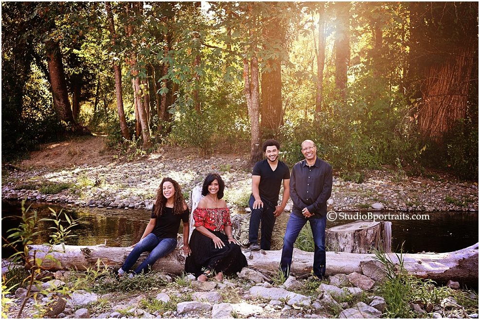 Family Portraits in Issaquah
