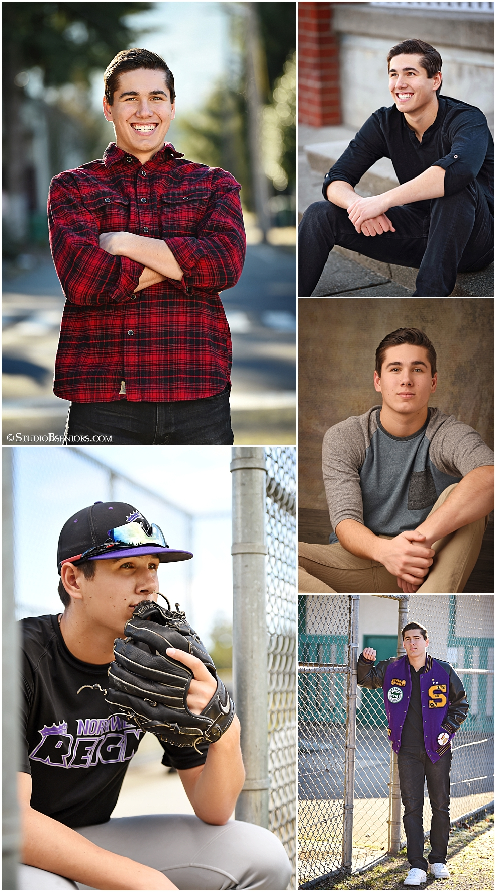 Great boy senior pictures
