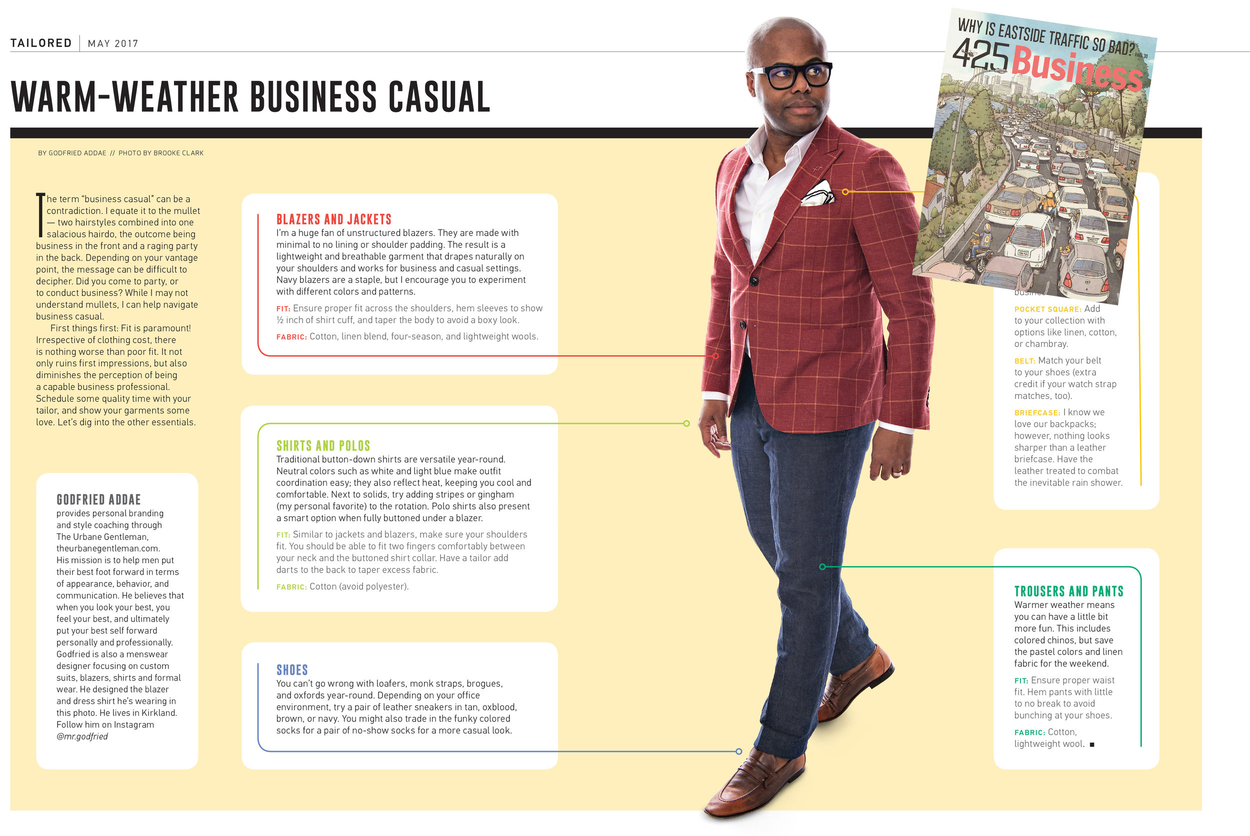 425 Business Magazine_Mens Warm-weather business casual