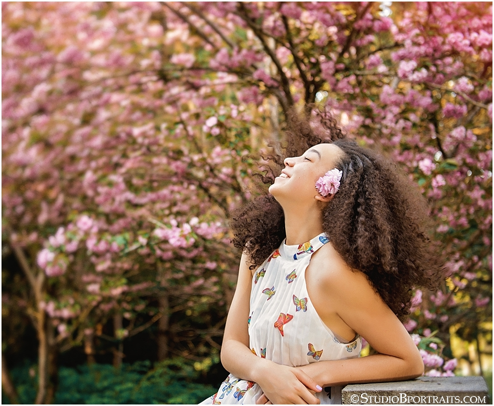 Studio B_14 year old girl in butterfly dress with cherry blossoms_near Bellevue.jpg