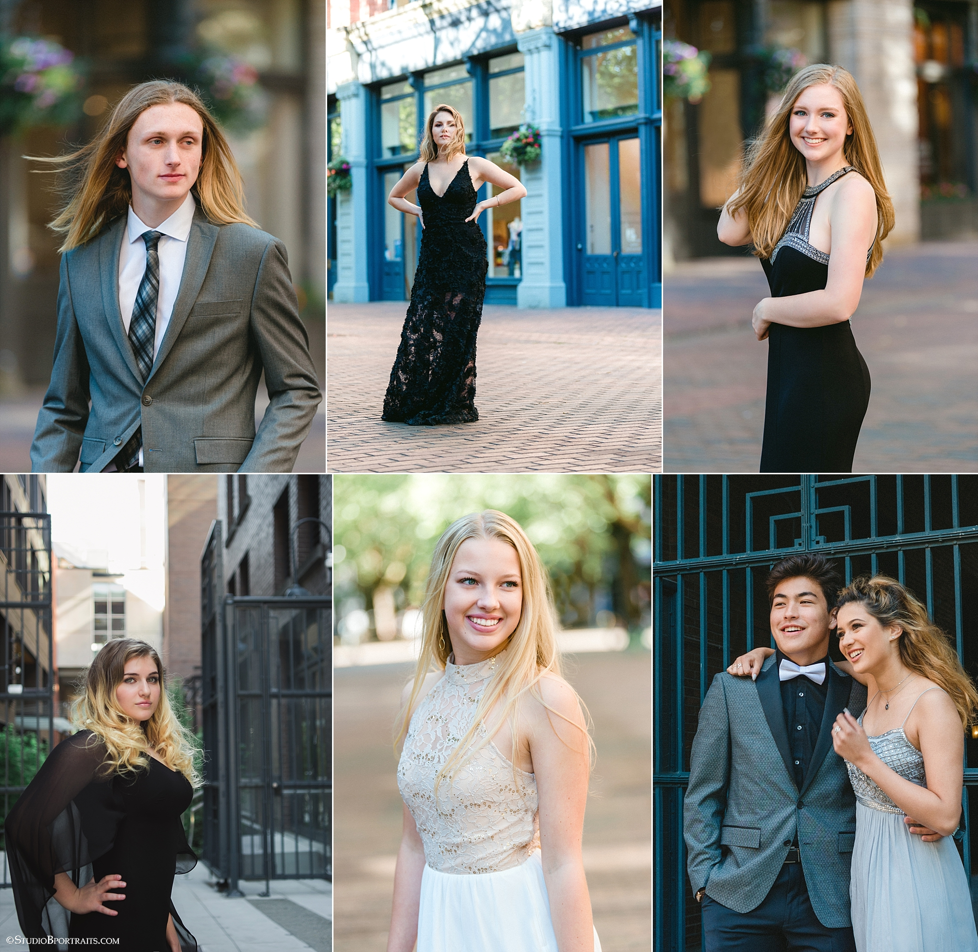 Big thank you to  Macy's  and stylist Anat Ben-Shaul ( follow her  @StyleBellevue ) for styling our 2019 Studio B Seniors Model Team Influencers in these fabulous Prom and Homecoming looks.